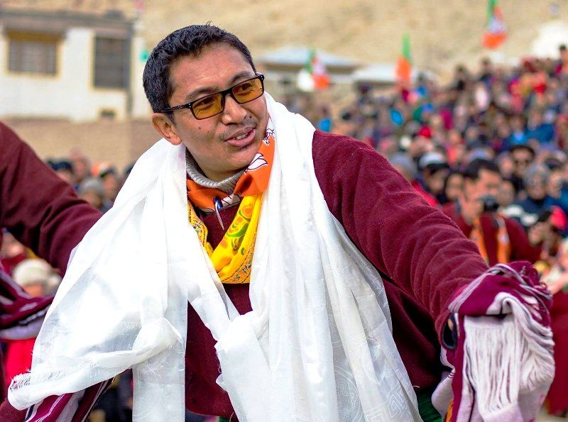 Jamyang kicked off winning 2019 general election