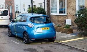 Renault joey electric car