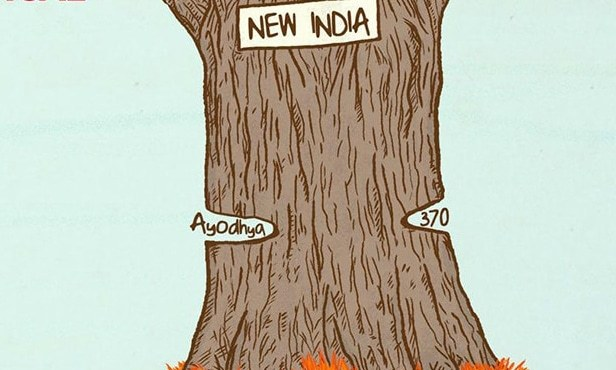 Article 370 gone and Ram Temple on the way: What does Modi's New India look like? - World