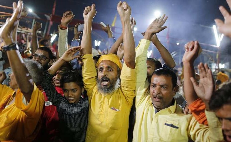 Dozens detained in India over Ayodhya site social media comments - World
