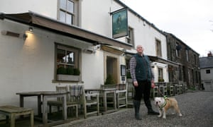 Steven Smith, chef at Freemasons in Wiswell