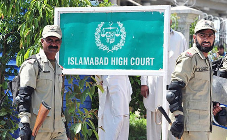 Ordinances promulgated on Nov 7 challenged in IHC - Pakistan