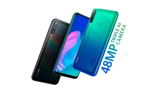 Huawei Y7P launches Triple Rear Camera