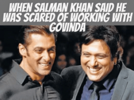 When Salman Khan Said He Was Scared of Working With Govinda